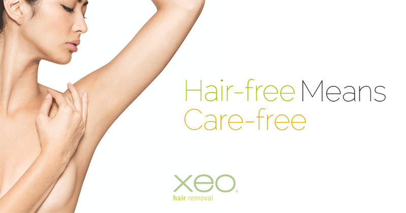 hair free treatments at my face aethetics laser clinic