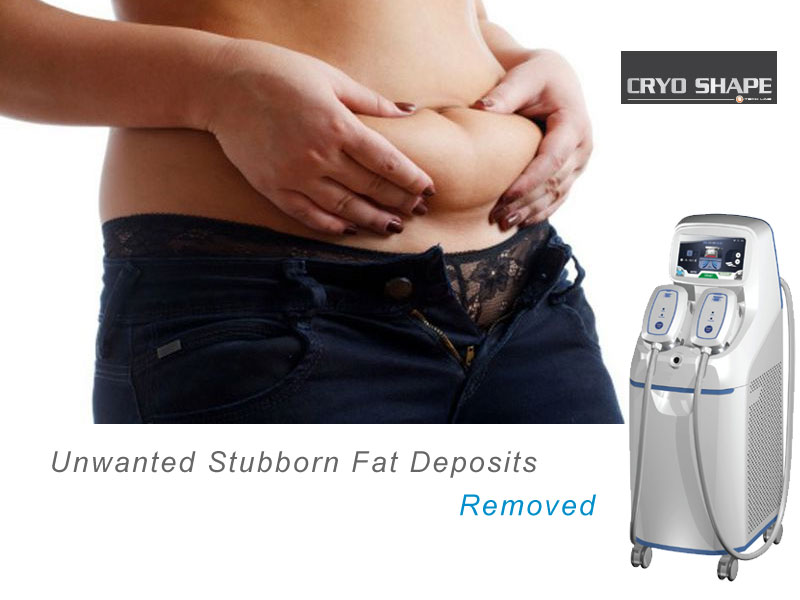 avoiding surgical liposuction cryo shape uses a powerful cryogenic system to remove stubborn fat deposits