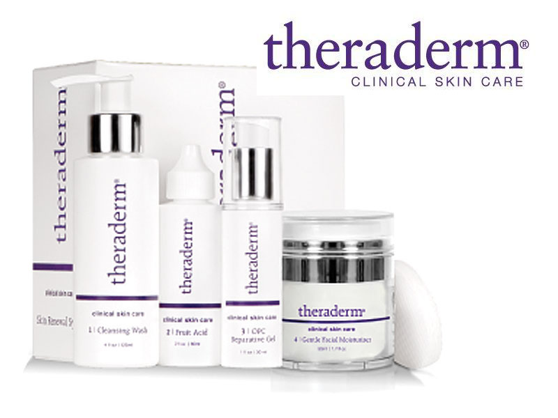 full thermaderm range available to purchase at my face aesthetics clinic bolton